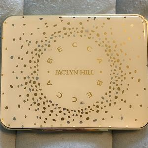 Becca x jaclyn hill champagne pop face palette.